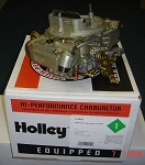 HOLLEY Carb,Corvette,1967,327ci,New