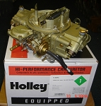 HOLLEY Carb,Chev Camaro,Chevelle,302,396,427,1968,Discontinued,NEW