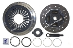 SACHS Clutch Kit,Porsche 911,1987-89,3.2L,non-Turbo