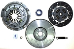 SACHS Clutch Kit/Flywheel,C5 Corvette,1997-04,5.7L
