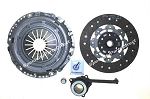 SACHS Clutch Kit,Volkswagen Golf,2002-03,1.8L,Turbo,6 speed