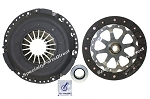 SACHS Clutch Kit-Porsche 911,996,2002-05,3.6L,non-Turbo