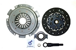 SACHS Clutch Kit,Volkswagen Karmann Ghia,1971-73,1.6L