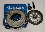 SACHS Clutch Kit,Porsche,911,997,Carrera,S,4S,2005-08,3.8L
