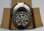 SACHS Clutch Kit Porsche,911,997,2005-08,3.6L,non-Turbo