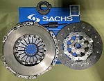 SACHS Clutch Kit,BMW,325xi,E46,2001-03, 2.5L