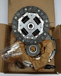 SACHS Clutch Kit,Porsche 911,Carrera,1984-86,3.2L